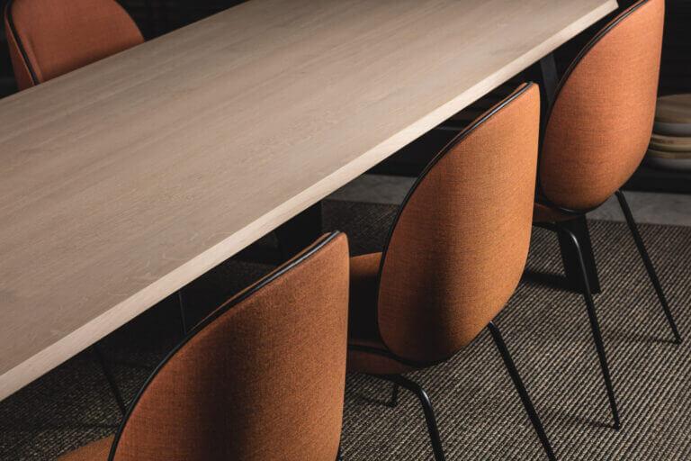 Houten meubelen: Goede zorg